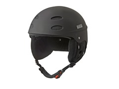 Matte ABS Helmet - Black