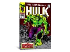Hulk Cover #105
