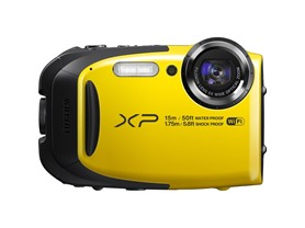 FinePix XP80 16MP Waterproof Digital Camera 8GB