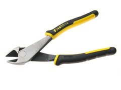 Stanley 6-7/8-Inch Angled Diagonal Cutting Pliers