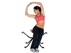 Kymaro Rhythm Rocker Ab Workout System