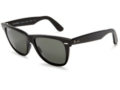 Ray-Ban Original Polarized Wayfarer, Blk