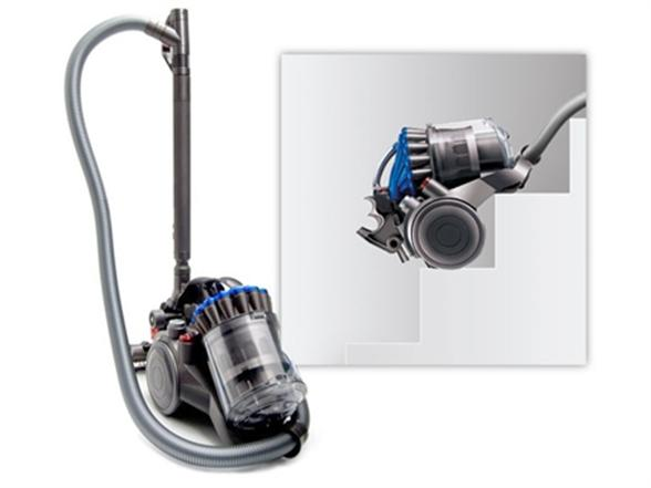 dyson dc23 canister vacuum home woot. Black Bedroom Furniture Sets. Home Design Ideas