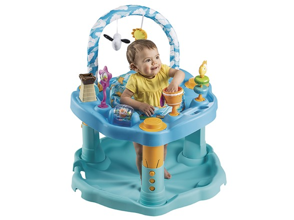 """Evenflo """"Day at the Beach"""" ExerSaucer - Kids & Toys"""