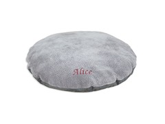 "Renegade Cocoa 36"" Round Pet Bed"