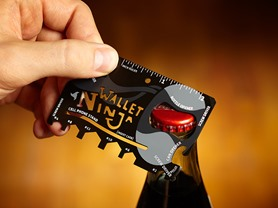 Ninja Wallet 18 Piece Multi Tool