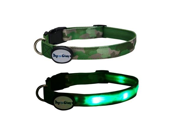 Waterproof Lighted Dog Collar