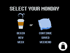 Select Your Monday Tote