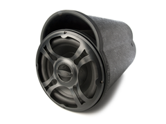"10"" 4-Ohm Passive Bass Tube Sub"