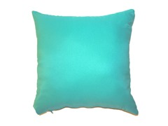 16-Inch Throw Pillow, 2-Pack - Lake Blue