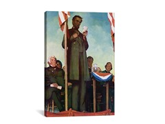 Lincoln Gettysburg Address (2-Sizes)