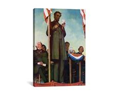 Lincoln Gettysburg Address (2-Sizes)