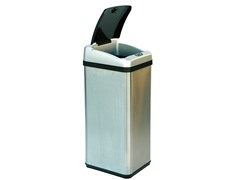 13 Gallon Rectangular Sensor Trash Can