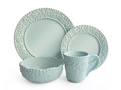 American Atelier Bianca 16-Pc Dinner Set