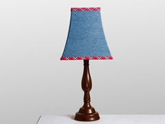 Let's Play Ball Lampshade & Base