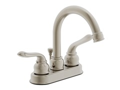 Aviano Lavatory Faucet, Brushed Nickel