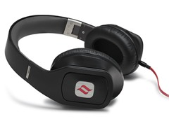 Hammo Over-Ear Hi-Fi Headphones - Black