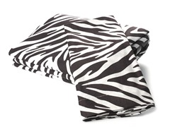 MicroFlannel Twin Set - Zebra