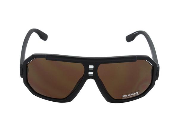 9edd4d2d42c Diesel Men s Oversized Sunglasses