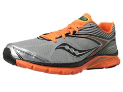 Men's ViziGLO - Silver/Orange/Citron M