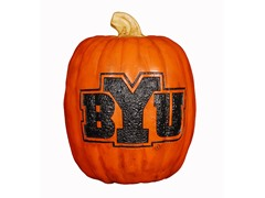 Resin Pumpkin - BYU