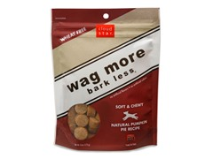 Wag More Bark Less Soft&Chewy- 4 Flavors
