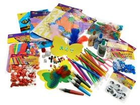 21-Piece Giant Craft Bundle