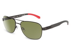 Vasco Polarized Sunglasses, Black