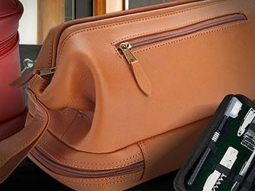 Royce Toiletry Bags