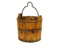 Vintage Water Bucket