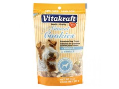 Vitakraft Natural Gourmet Dog Cookies 6pk