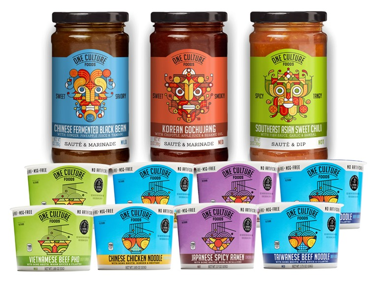 One Culture Sauce & Noodle Bowls (11)