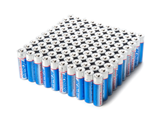 AC Delco AA Alkaline Batteries- 100 Pack