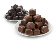 Candy Basket Salted Caramels-Mixed