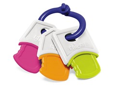 Chicco Soft Keys Rattle