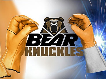 Bear Knuckles Work Gloves