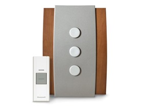 Honeywell Decor Wireless Door Chime and Push Button