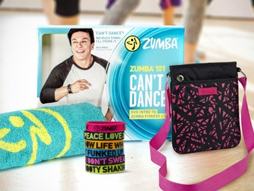 Zumba Workout and Accessories