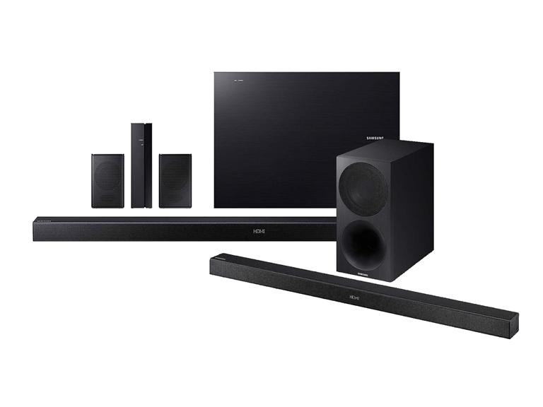 Samsung 5.1 or 2.1 Ch Soundbar System