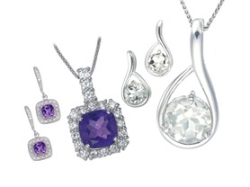 Gemstone Jewelry Sets - Your Choice