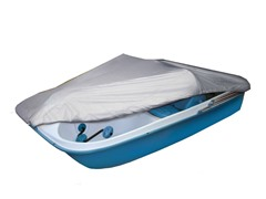 Silver-Tech Polyester Pedal Boat Cover