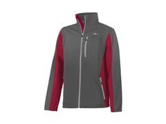 Fila Softshell Bonded Jacket - Grey/Red