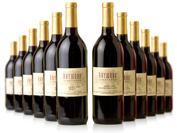Raywood Vineyards Mixed Red Case