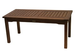 Outdoor Interiors Eucalyptus Coffee Table