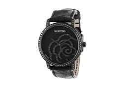 Valentino Black Crocodile,186 Diamonds