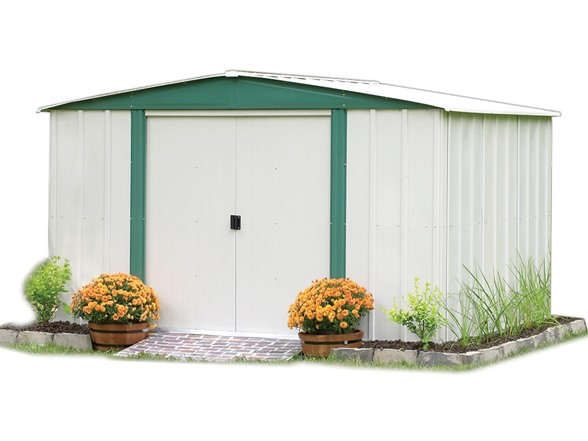Arrow sheds 10 39 x 8 39 shed with floor kit for 10 x 8 metal shed with floor