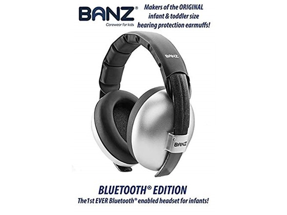 Baby Banz Bluetooth Earmuff Protection