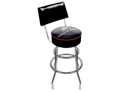 MGD Padded Bar Stool w/ Back