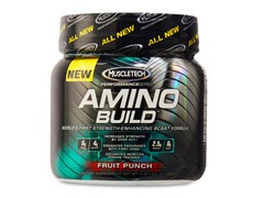 MuscleTech Amino Build - Fruit Punch