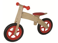 Wooden Balance Bike- Your choice!